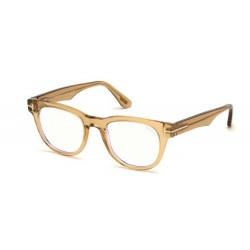 Tom Ford FT 5560-B - 045 Shiny Light Brown