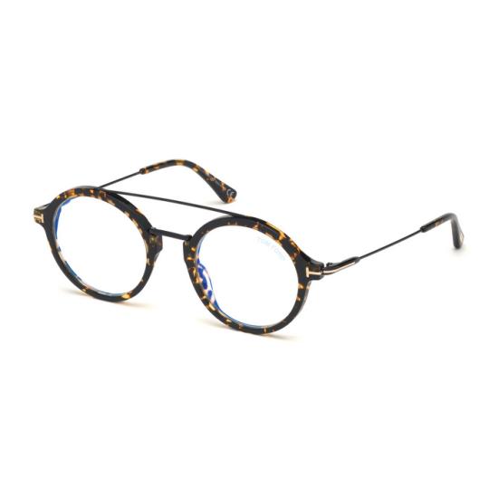 Tom Ford FT 5596-B - 056 Havana | Eyeglasses Unisex