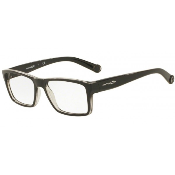 Arnette AN 7106 Synth 2159 Black On Clear