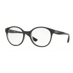 Vogue VO 5104 - 2385 Top Black / Transparent Grey