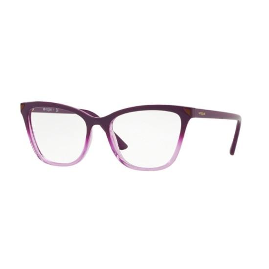 Vogue VO 5206 - 2646 Transp Violet Grad Violet | Eyeglasses Woman